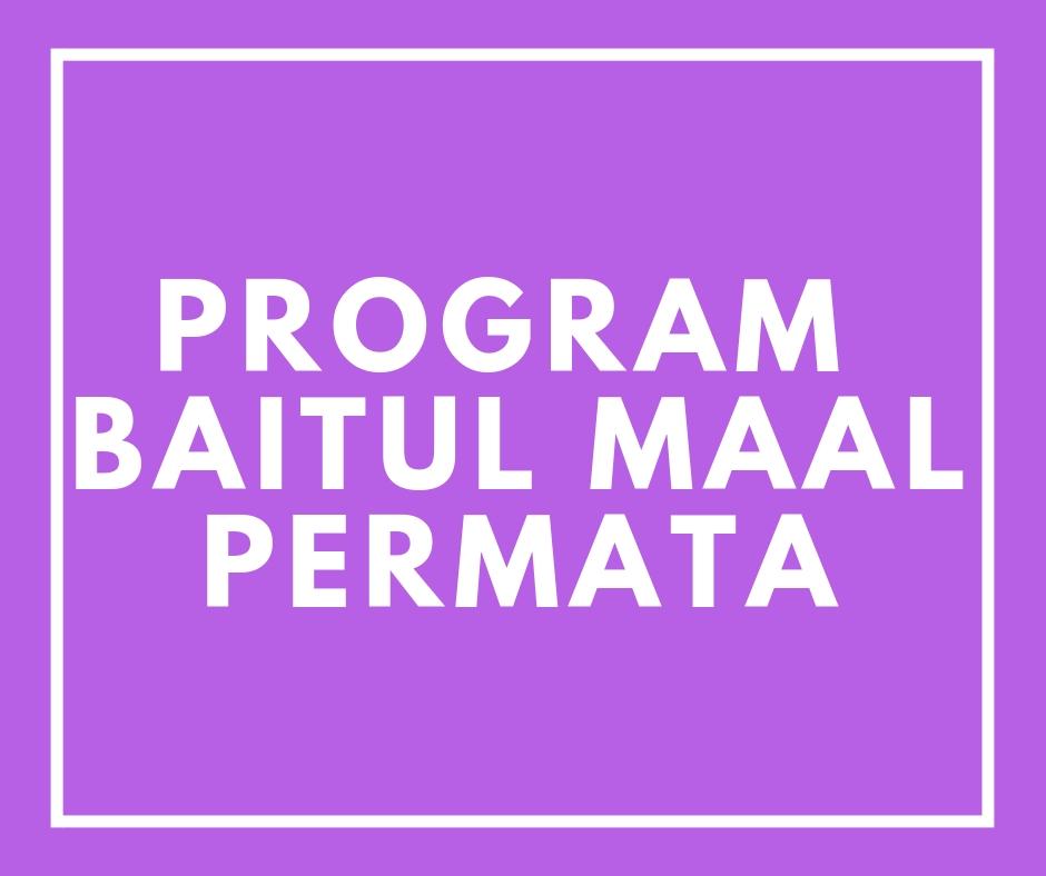 Program Baitul Maal Permata
