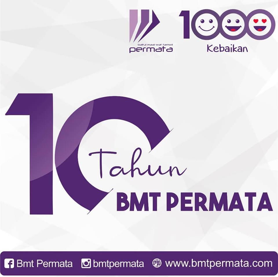 10 tahun BMT Permata