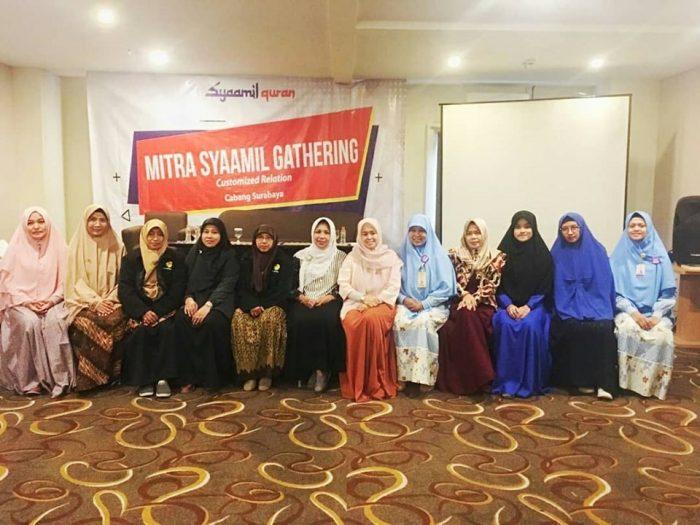 Hadiri Mitra Syaamil Gathering